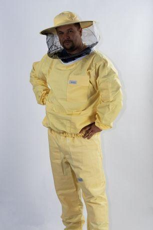 Spodnie pszczelarskie , odzież pszczelarska