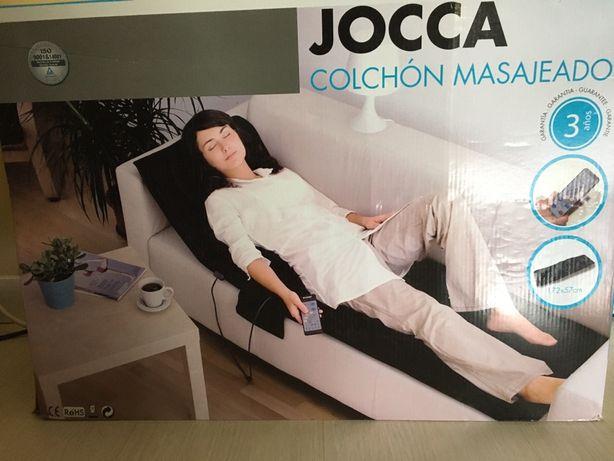 Colchão de massagens