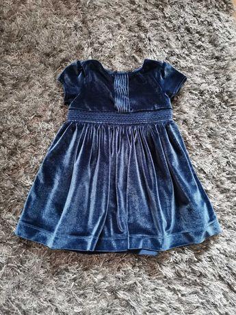 Sukieneczka dziewczęca 80-86