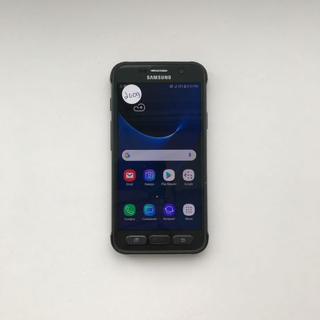 Samsung Galaxy s7 Active 32Gb SM-G891A Titanium Gray (#2009)