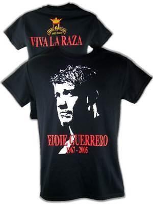 WWE Eddie Guerrero Tribute shirt