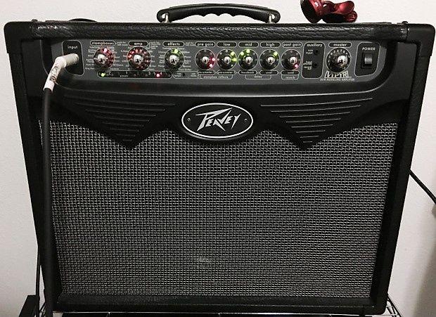 Amplificador Guitarra Eléctrica