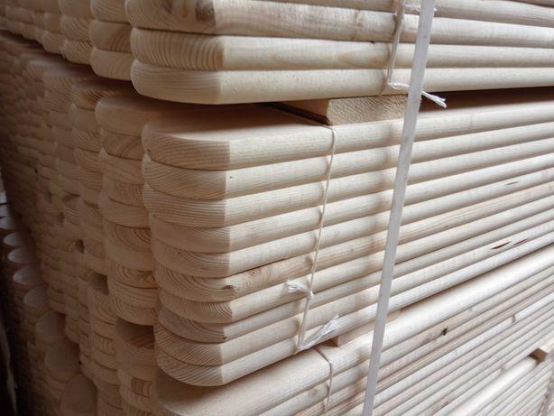 Sztachety drewniane. Dostępne od ręki!