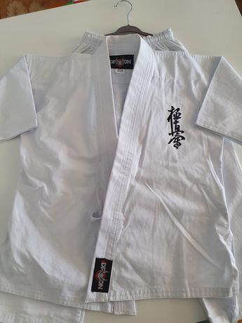 Kimono Dragon 03/ 130 cm. Jak nowe. 100 % bawełna.