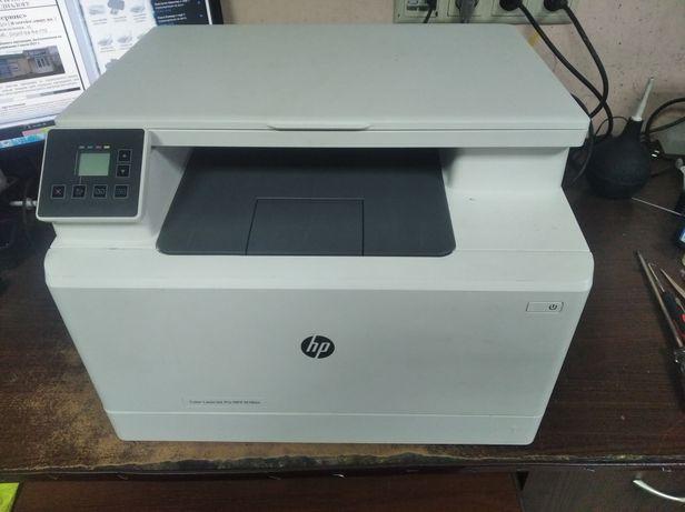 HP Color LaserJet Pro MFP 180 n на запчасти