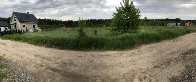 Działka budowlana w Czarkowie gmina Wielowieś