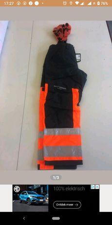 helly Hansen Alna C58 zimowe spodnie robocze nowe