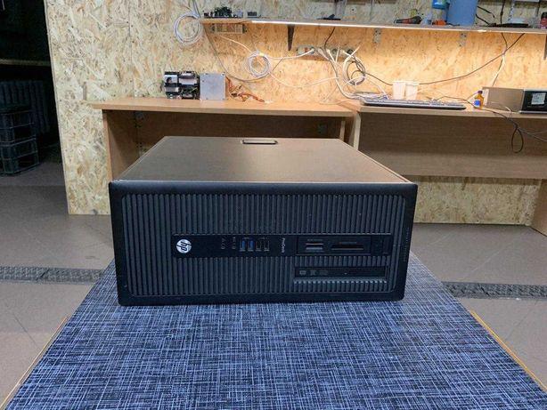 HP 600 G1 MT i5 4460/8Gb DDR3/240Gb SSD Компьютер ПК системный блок