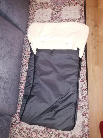 Śpiwór do wózka lub fotelika