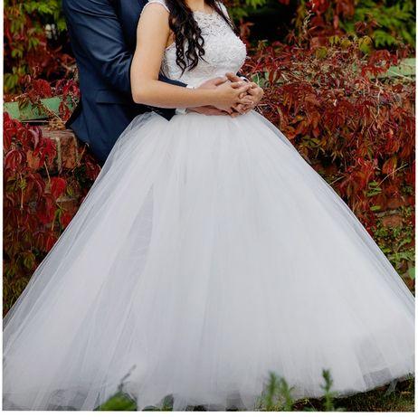 Suknia ślubna roz. 34-38