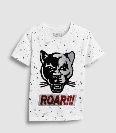 Новая модная футболка на мальчика подростка 15-18 лет Next Англия