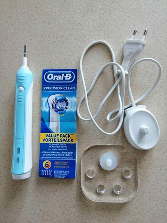 Szczotka elektryczna ORAL-B komplet