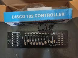 DMX Fractal Disco 192 Controller