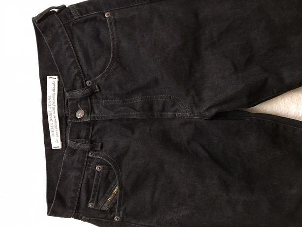 Spodnie męskie jeans Diesel czarne M