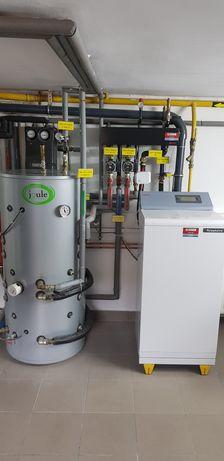 Montaż klimatyzacji , pomp ciepła instalacji co , wod-kan , gaz