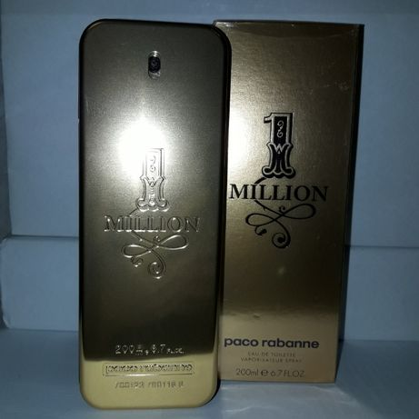 Paco Rabanne 1 Million, 200 мл