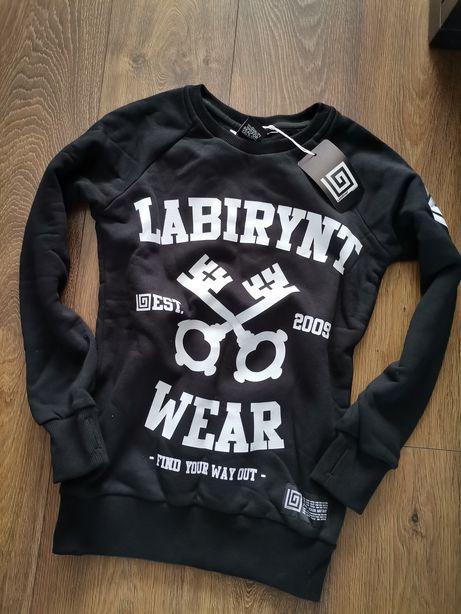 Nowa bluza Labirynt