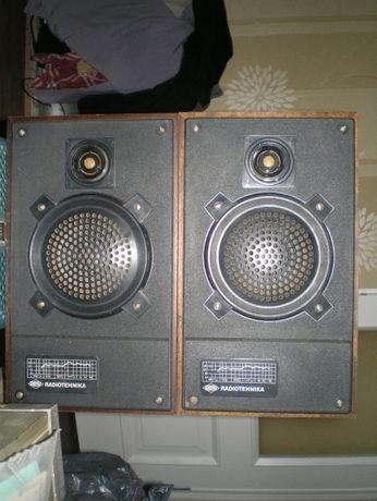 Колонки 6 АС-221 «Radiotehnika S-20A»