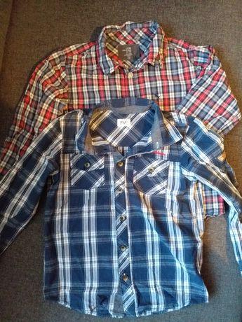 Koszulki dla chłopca rozm.116 H&M, F&F