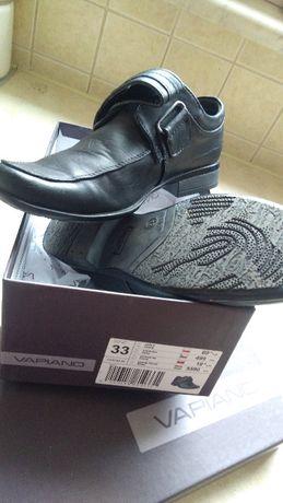 Buty chłopięce komunijne roz. 33