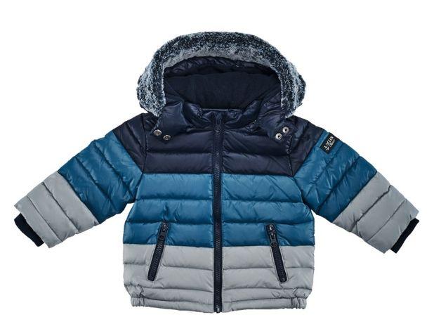 Зимняя куртка Chicco (92 размер, утиный пух)