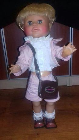 Интерактивная кукла Машенька