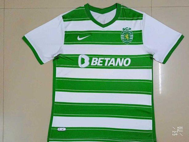 Camisolas Sporting nova época