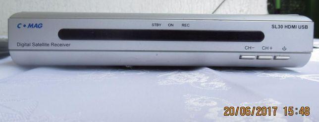 Tuner cyfrowy COMAG model SL30