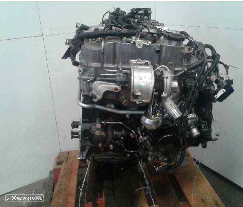 MOTOR MITSUBISHI L200 4x4 2.5DI-D 4D56U 2014 178CV