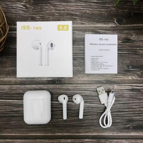 Безпровідні навушники AirPods TWS i9S