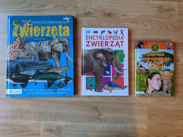 Encyklopedia Zwierząt, Przewodnik, Książki o Zwierzętach