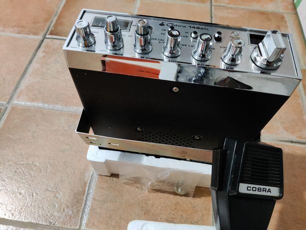Radio CB Cobra 148 gtl  - estado novo.