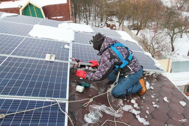 Солнечная электростанция в квартире или на даче. По всей Украине