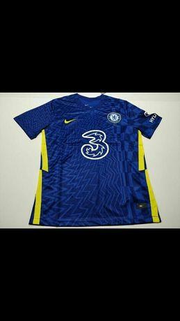 Chelsea Bayern Munich Dortmund AC Milan Camisolas E Fatos Treino