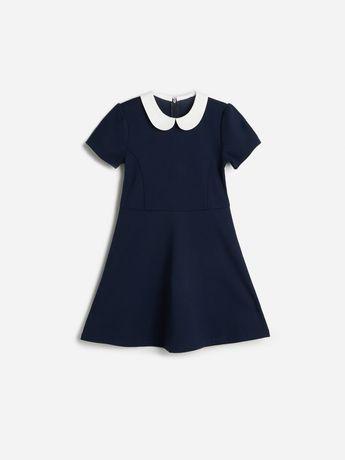 Nowa Sukienka z kołnierzykiem bebe