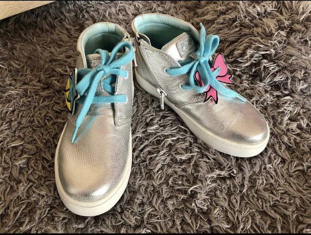 Дитячі черевички «Clarks»