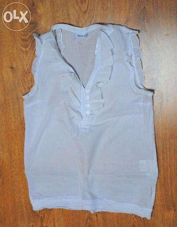Biała bluzka marki C&A rozm.S/M
