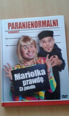 Kabaret Paranienormalni Mariolka DVD