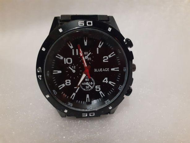 Часы наручные черные