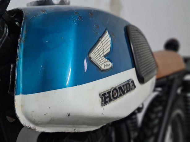 HONDA CG 125 Scrambler - Carta de carro