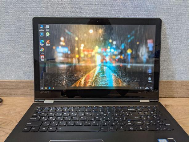 Lenovo ideapad i7-7500U 16gb DDR4 сенсорный экран ноутбук трансформер