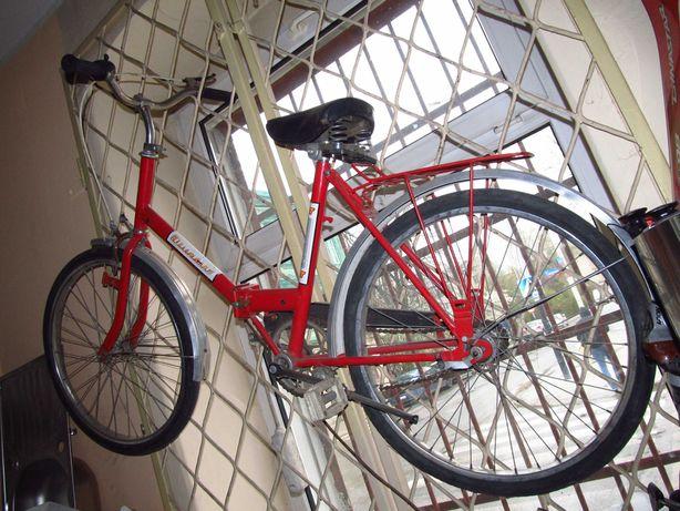 rower jubilat dwa bez przerzutek prosty w obsłudze .koła 24cale