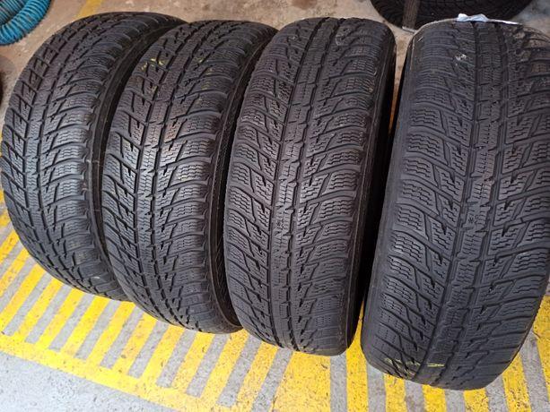 Зимняя резина 245/65 R17 Nokian WR SUV3 235/60/225