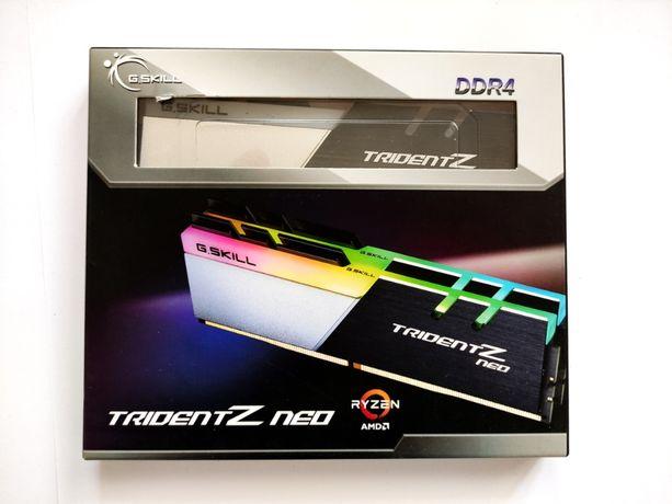 DDR4 32GB (2 x 16GB) G. SKILL Trident Z Neo 3600 f4-3600c18d-32GTZN