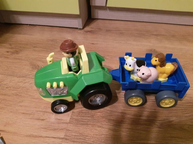 farma traktor + zwierzątka