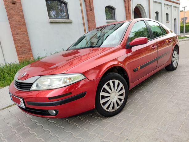 Renault Laguna 1.6 107KM, PL Salon, Klima, Długie OC, Sprawna!