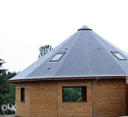 Ardósia para telhados - Todos formatos e Medidas !
