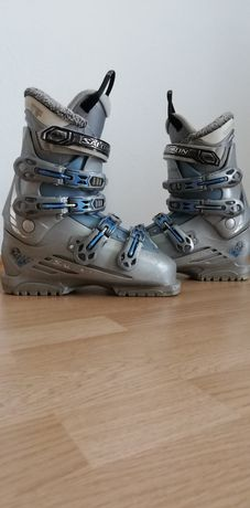 Używane buty narciarskie Salomon Icon / 25