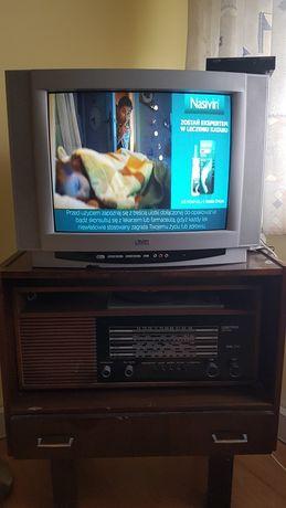 Sprzedaż szafka,telewizor  i radio-gramofon