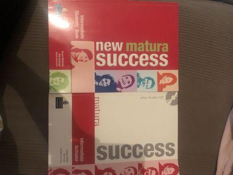 Matura success - język angielski - stan idealny - książka + ćwiczenia